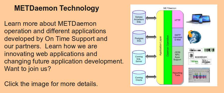 How the METDaemon Works.